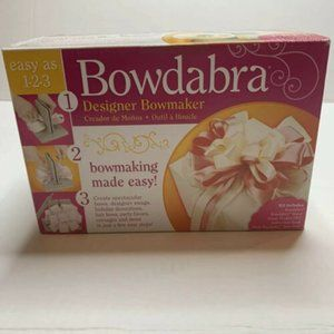 BowDabra Bow Maker & Craft Tool Darice